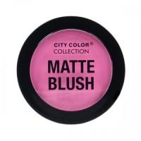 (ORIGINAL) CITY COLOR - BE MATTE BLUSH