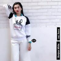 Jual fashionwanita/ E/BONJOUR Murah