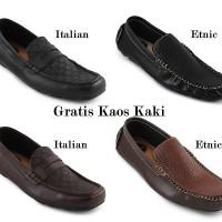 Sepatu Casual Pria Walkers Moccasin Slop Series