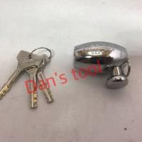 Jual Gembok Cakram Motor / Gembok Disc Brake / Gembok Motor AMERICAN SECURE Murah