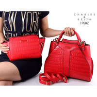 New Arrival Charles n Keith 17007 set 2in1