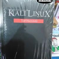 Jual Kali Linux Top Hacking - Rudy Pardosi Murah