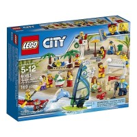 Jual Lego City 60153 Fun at The Beach - City People Pack MISB Murah