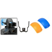 PUFFER POP-UP FLASH DIFFUSER, 2 COLOURS