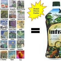 intra (jus herbal)