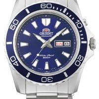 Jam Tangan Orient FEM75002DR / FEM75002D Automatic Mako XL Blue