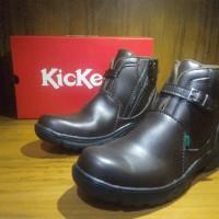 Jual Sepatu Pria Kickers Boots Slop Safety ( adidas, nike, puma, reebok ) Murah