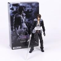 Figure Final Fantasy Play Arts Kai SQUALL LEONHART Dissidia