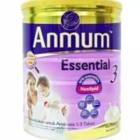 anmum essential 3 madu/anmum essential 3 vanilla/anmum essential 3