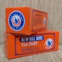 Harga teh bubuk new hill bird tea dust 100gr utk teh | antitipu.com