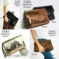 Zara clutch envelope original