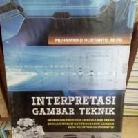 interpretasi gambar teknik memahami proyeksi Amerika - Muhammad