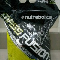 NUTRABOLIC MASS FUSION GAINER 16 LBS