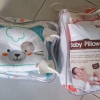 Bantal Guling Bayi 4in1 Kiddy / Baby Pillow Set