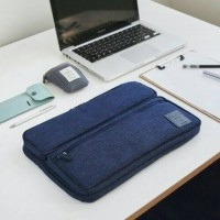 korean all in one organizer for laptop and accessories/tas laptop