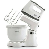 Black n Decker M700B1 Stand Mixer Low watt 300w 5x speed Garansi Resmi