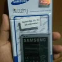 baterai battery original 100 persen samsung grand prime g530 j3 dan j5