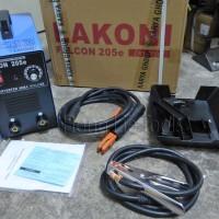 Lakoni Falcon 205E / 205 E Mesin Las Listrik Inverter