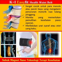 Gambar Dp Sakit Pinggang Easyfit Health Waist Belt