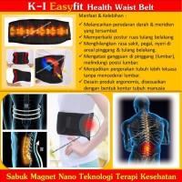 Foto Dp Sakit Pinggang Easyfit Health Waist Belt