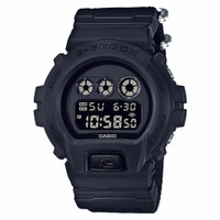 Casio G-Shock DW-6900BBN-1DR Special Color Models Cloth Band