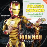 Jual Baju kostum anak Ironman Iron Man Superhero Super Hero ulang tahun Murah