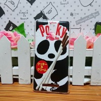 Xiaomi Redmi Note3 - Softcase Casing Custom Case Pocky Panda Marble