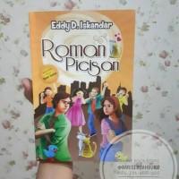 Novel ROMAN PICISAN - EDDY D. ISKANDAR - Yrama Widya | Remake