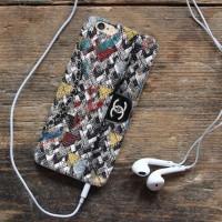 Chanel Strass iphone case iphone 6 7 case 5s oppo f1s redmi s6 vivo