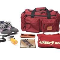 Jual Tas Travel Kamera WaterProof Olahraga Gym Fitness Hunting Bag Canon Murah