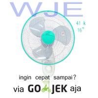 Maspin Kipas Angin Dinding Wall Fan MWF 41K 16 Inch HALUS & KENCANG