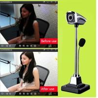 Mikrofon Multifungsi + Kamera u/ PC & Laptop u/Chatting-Teleconference