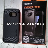 harga Original Spigen Rugged Armor Samsung Galaxy S7 Edge Tokopedia.com
