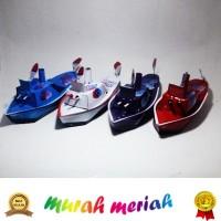 perahu kapal api otok otok mainan anak jadul