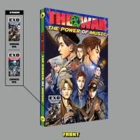 [CD Album Original] EXO - The War: The Power of Music (Korean Ver.)