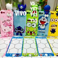 case 360 hiding head vivo v5s v5 y53 y55 keropi doraemon murah stitch