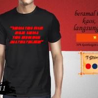 Kaos T-shirt desain HARI PAHLAWAN Selamat Hari Pahlawan PLN 11