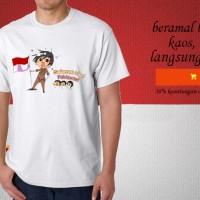 Kaos Baju DesainHARI PAHLAWAN selamat hari pahlawan PLN 50