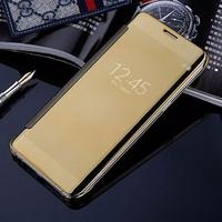 New Casing HP SamSung J7 Prime/ Flip Case/ Flip Mirror Cover/ Outo Lo