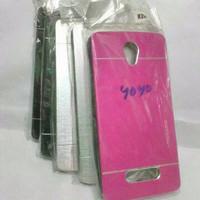 Best Cover HP  Casing Motomo For Oppo Yoyo R2001 Case Hardcase Pelindu