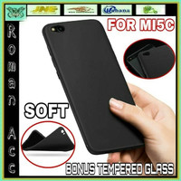 New Casing HP CASE XIAOMI MI5C CASING SLIM BACKCASE HP COVERS + TEMPE