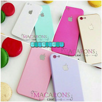 New Casing HP Macaroons case hp/casing hp iphone samsung 4/4s 5/5s 6