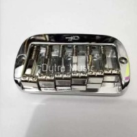 Tremolo Bridge GNL G&L FIX Bridge Buat Gitar 6 Senar