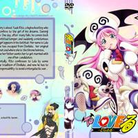 DVD Film Anime To Love Ru (S1-S3) Subtitle Indonesia