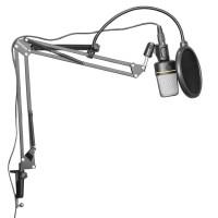 Stand Microphone For Studio Suspension Boom