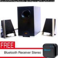 Altec Lansing Vs 2621 Wireless 2,1 Audio System + Gratis Bluetooth Rec