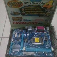 Motherboard Gigabyte GA-H61M-DS2 - LGA 1155