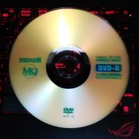 (PAKET) DVD Maxell + Soft Case dan Lapis Bubble Warp