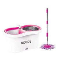 Jual BOLDE SUPER MOP Basic Model - 169x Warna Putih Pink Murah