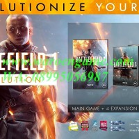 PS4 Battlefield 1 Revolution Edition (R3 / Reg 3 / English, PS 4 Game)
